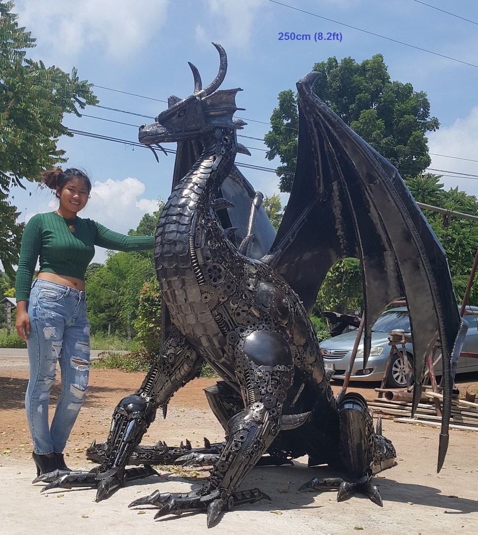 01-Dragon-Namfon-Suktawee-Animals-Art-made-by-Upcycling-Scrap-Metal-in-Thailand-www-designstack-co
