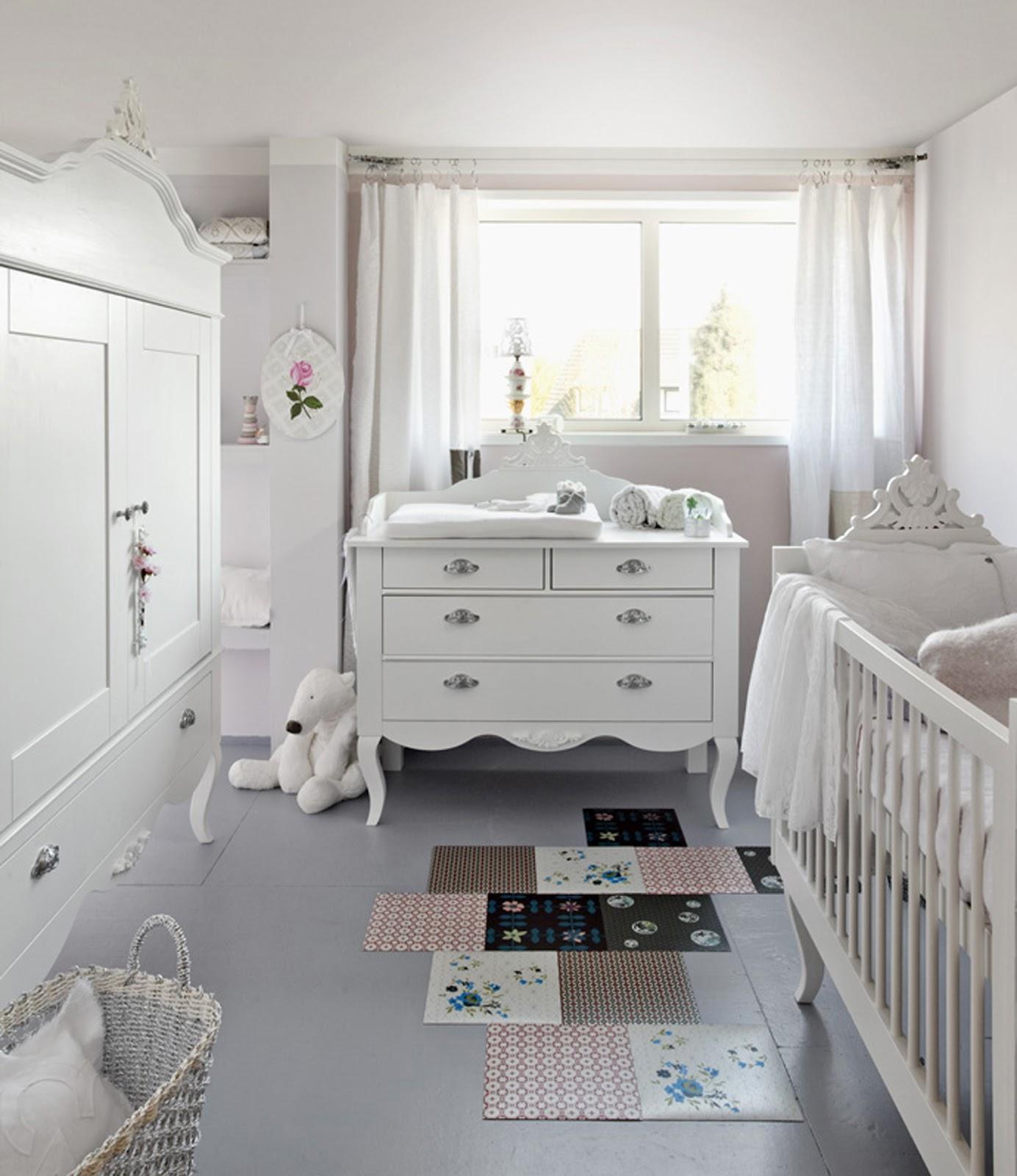 Dormitorios y camas para ni os y bebes decoracion endotcom - Dormitorios para bebe ...