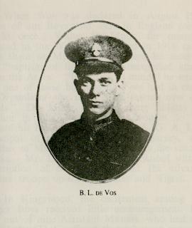 Brian Leslie de Vos Kingswood
