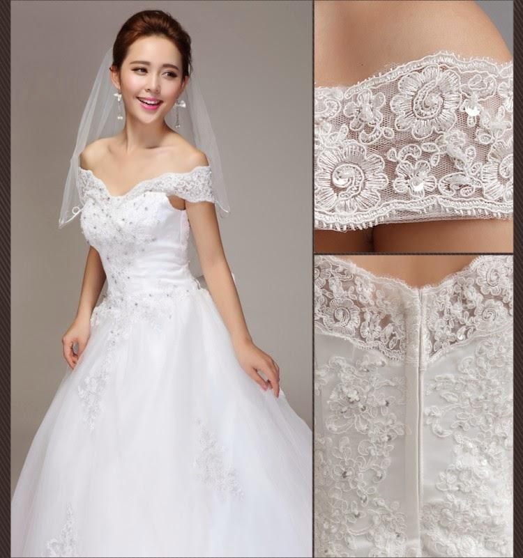 Kumpulan Gaun Dress Pengantin Pesta Untuk Wedding Dan Prewedding