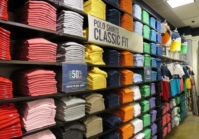 Como são as lojas da Tommy Hilfiger em Miami