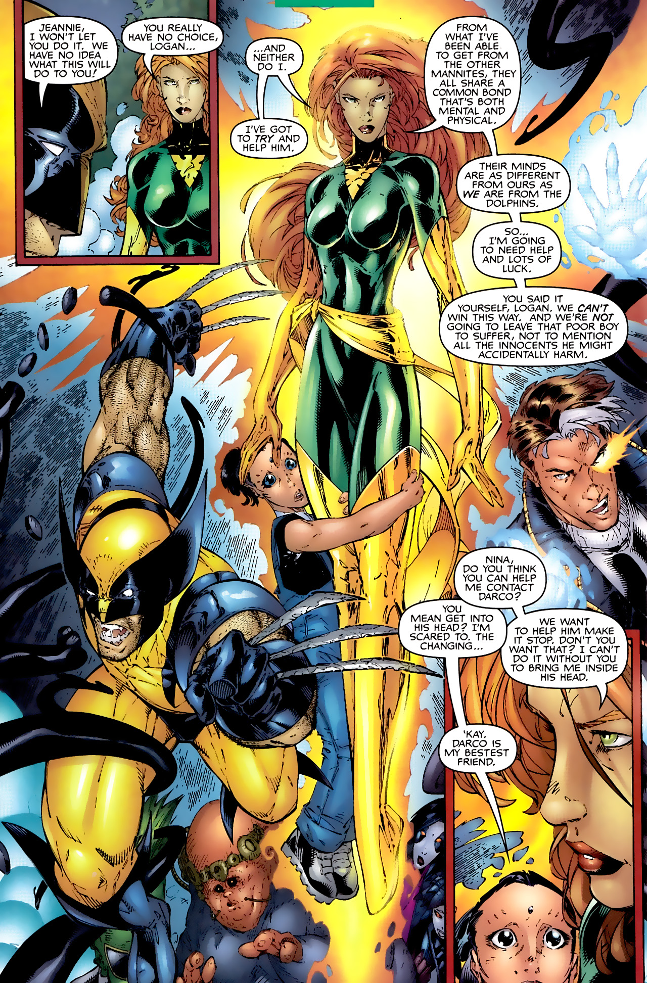 Read online Astonishing X-Men (1999) comic -  Issue #2 - 18