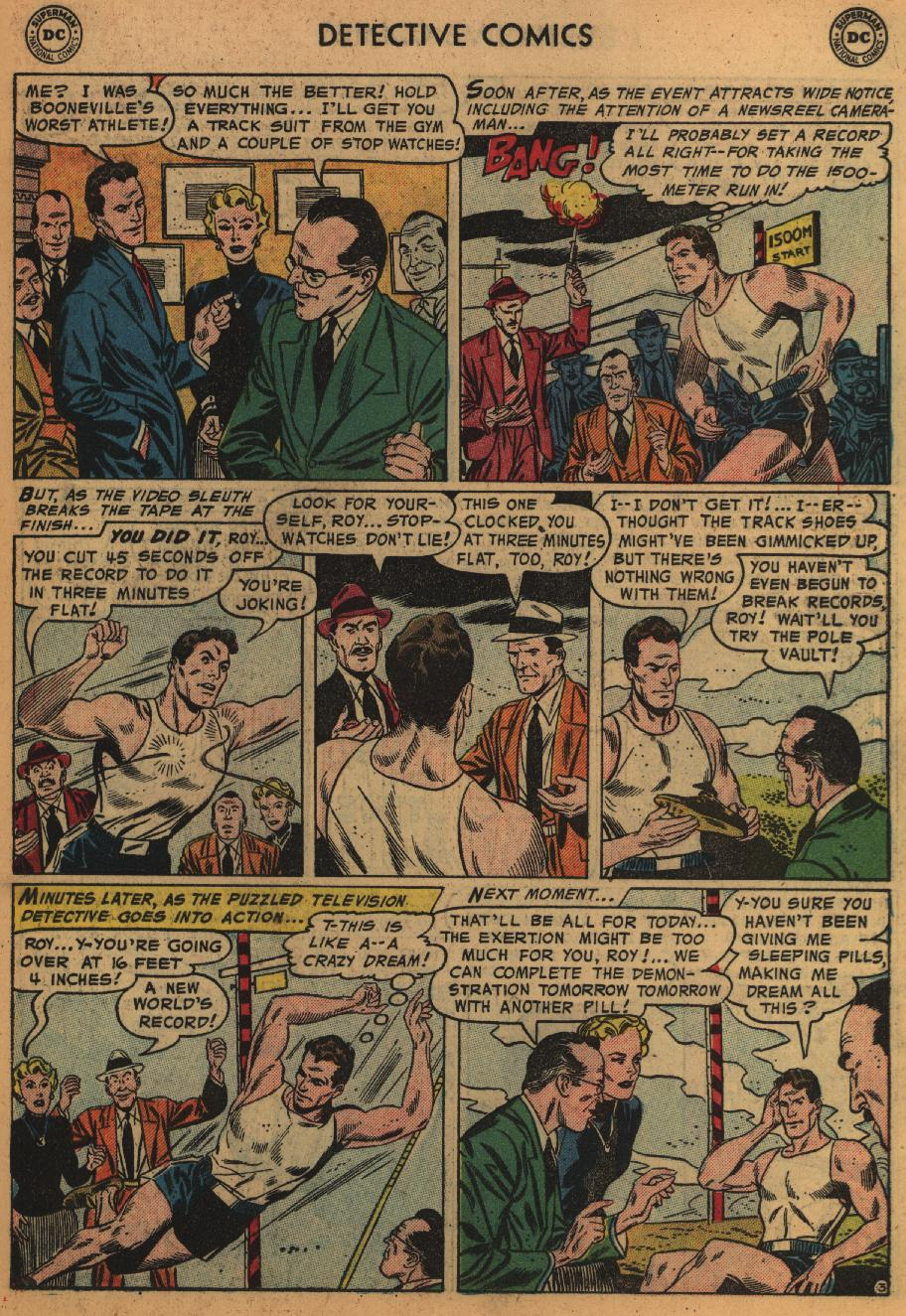 Read online Detective Comics (1937) comic -  Issue #226 - 19