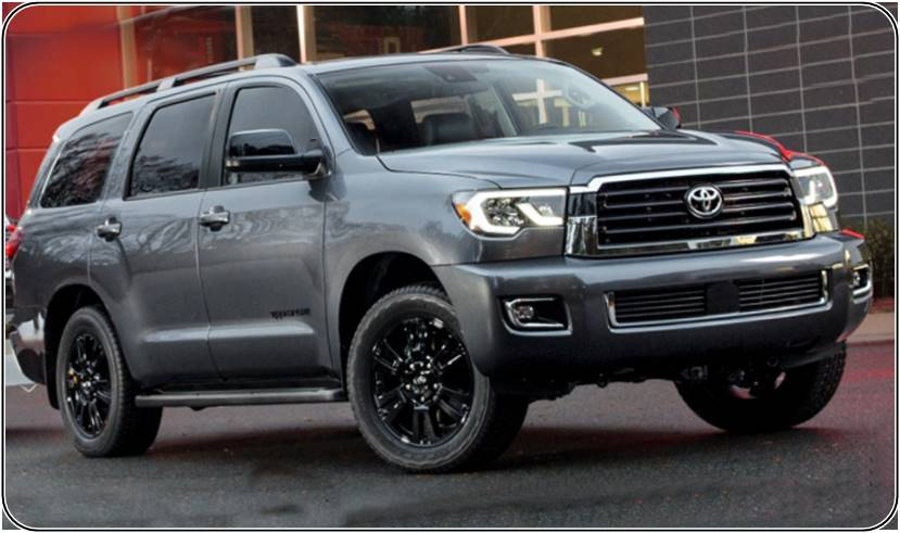 2019 Toyota Sequoia Trd Sport Specs Release Date And