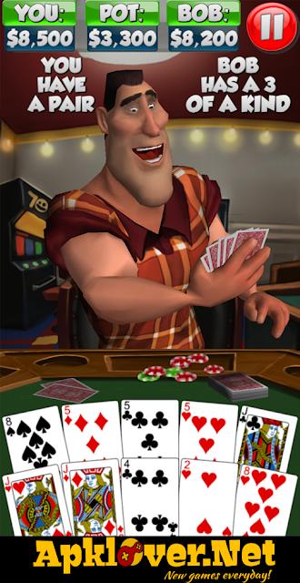 Poker With Bob MOD APK unlimited money