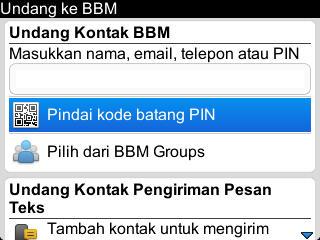 Mengatasi Bbm Android Tidak Bisa Invite