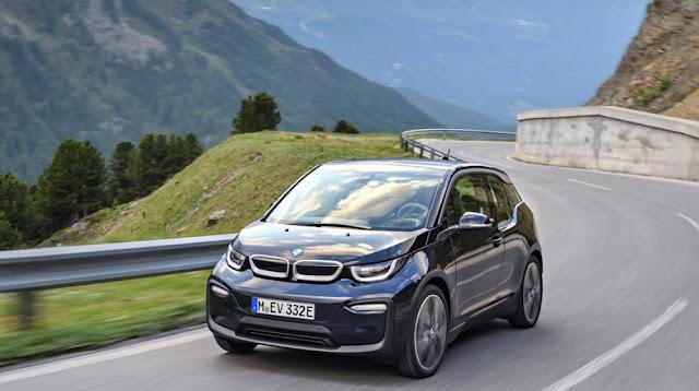 Автопроизводитли начинают работу над сетью электрозарядок по всей Европе