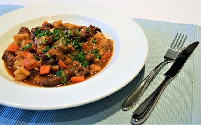 The Best Irish Beef Stew