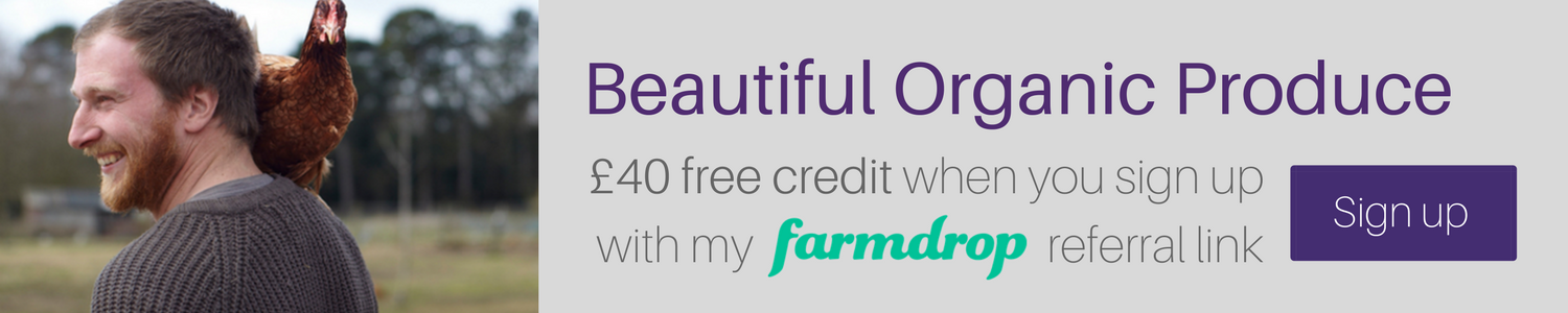 farmdrop grocery delivery referral code promo code offer