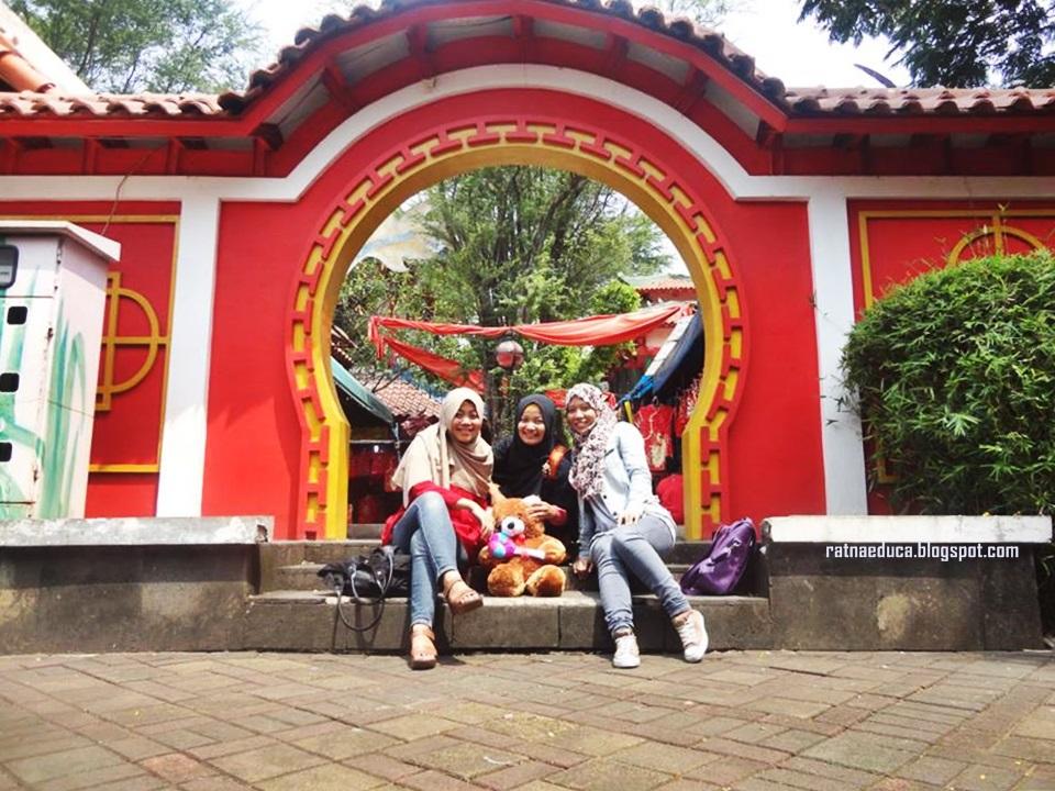 Ratna Educa Info Lengkap Travelling Ke China Town Kota