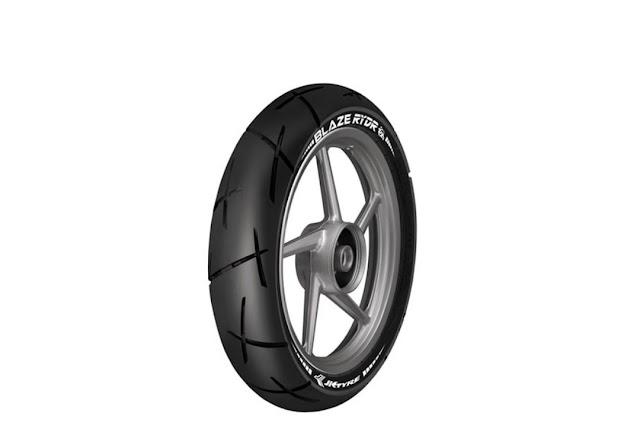 JK tyre launch new tyre to premium bike.