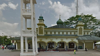 masjid agung sukaraja tasikmalaya