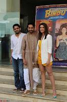 Parineeti Chopra with Ayushmann Khurrana at the Launch of Trailer of Meri Pyaari Bindu 046.JPG