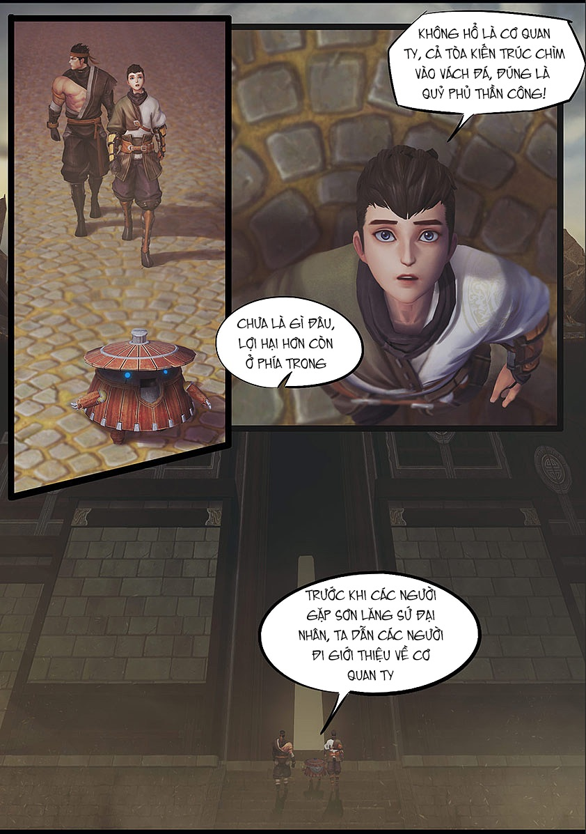 Thủ Mộ Bút Ký - Chapter 47: Cơ Quan Ty - Pic 4