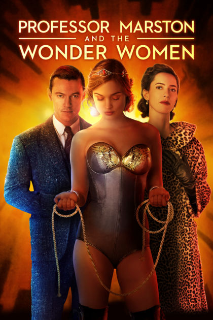 Professor Marston & the Wonder Women [2017] [DVDR] [NTSC] [Latino]