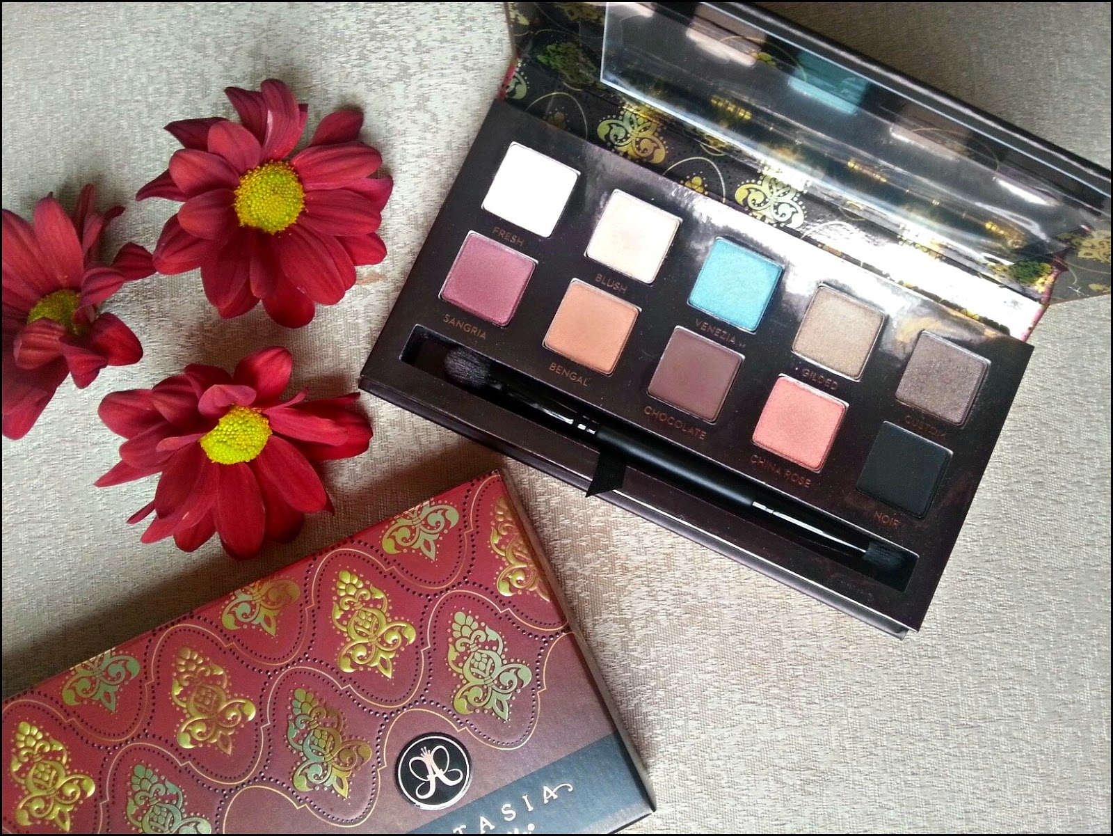 Tamanna palette @dressyourface