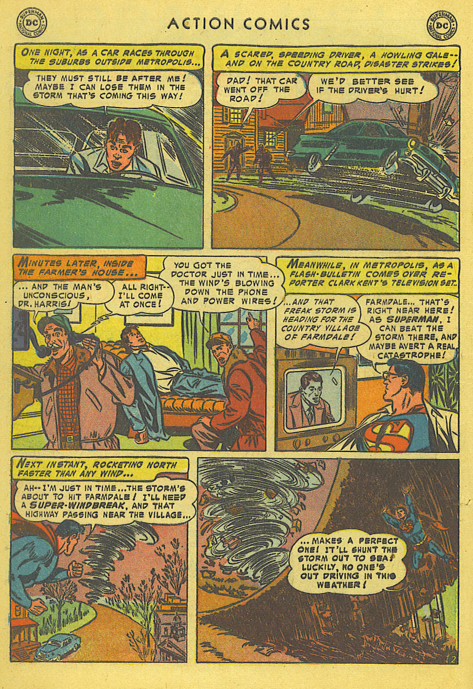 Action Comics (1938) 191 Page 3