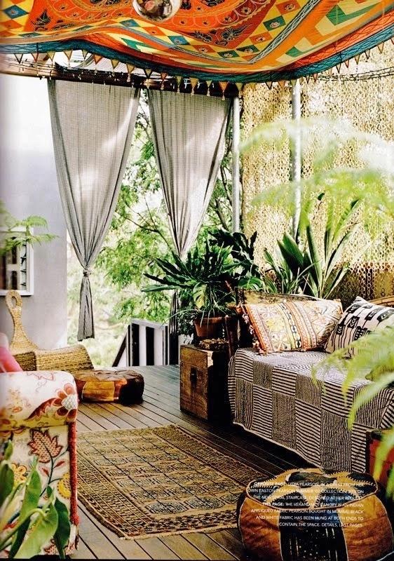 26 Bohemian Living Room Ideas: LIA Leuk Interieur Advies/Lovely Interior Advice: April 2012