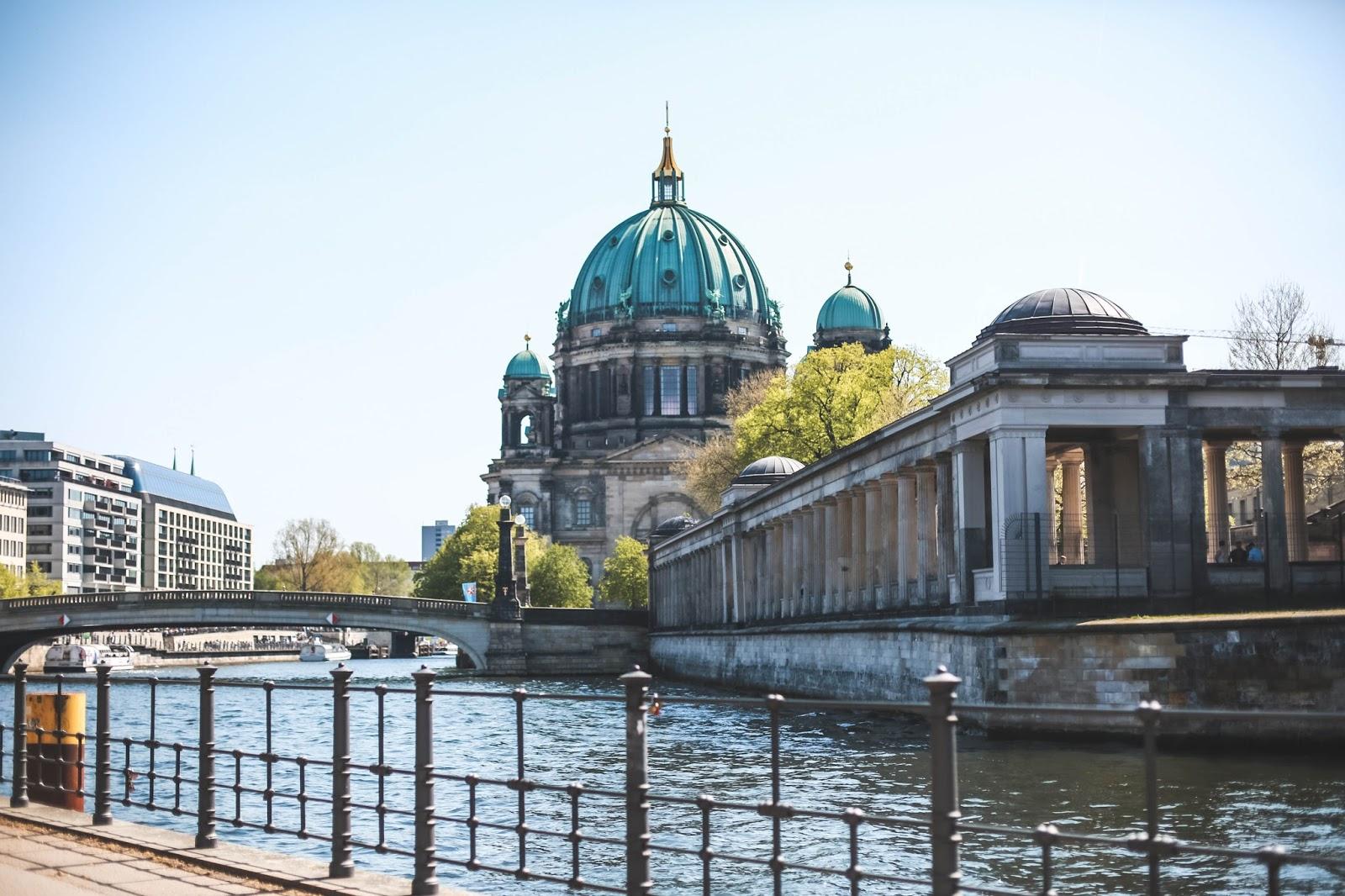 Berlin visite blog voyage