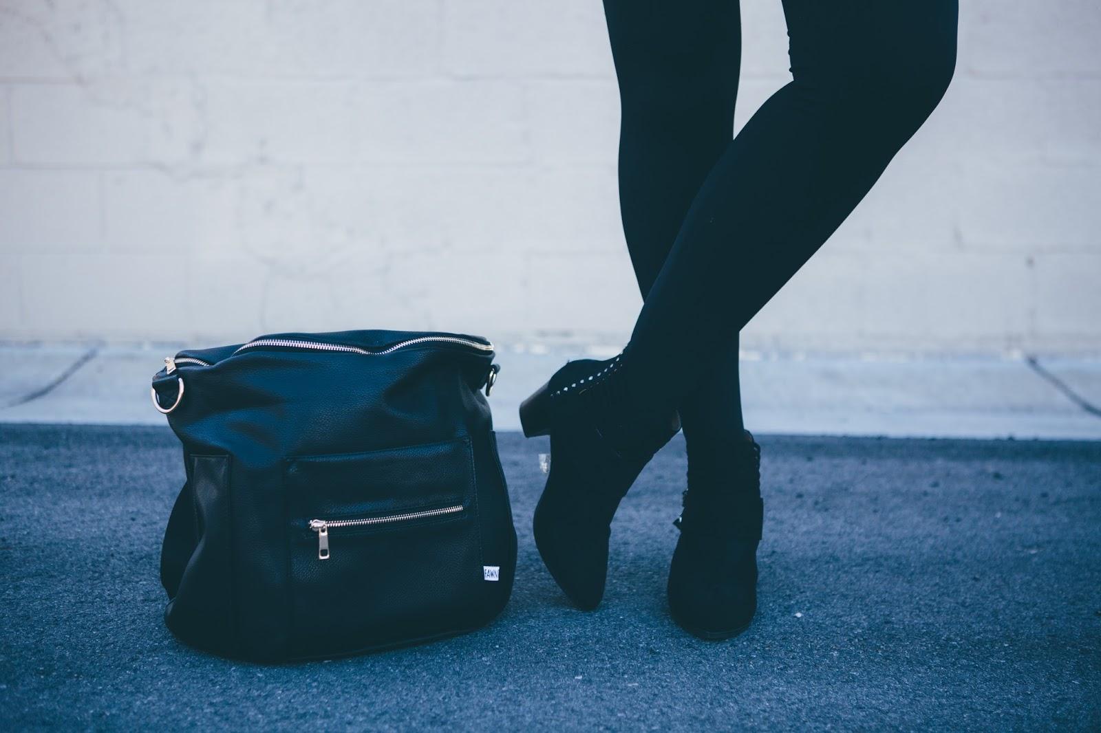 Diaper Bag, Fawn Design