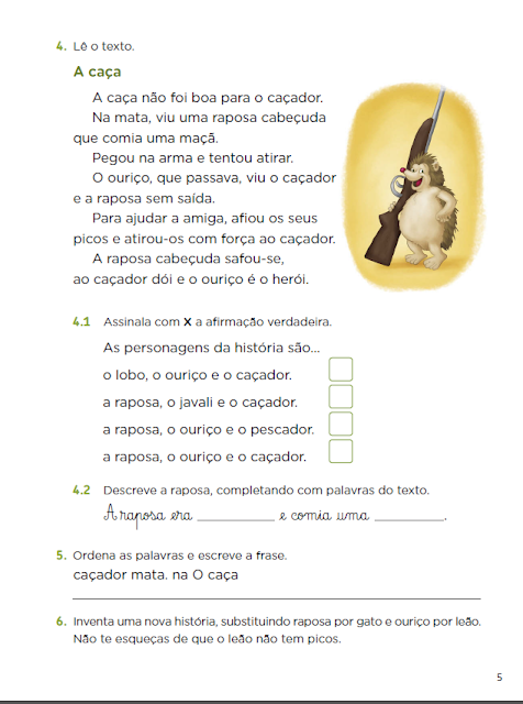 Atividades de Alfabetização com Sílabas ÇA, ÇO e ÇU