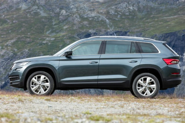 Skoda Kodiaq Price In Usa New Large Suv Pictures And
