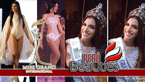 Lourdes Valentina Figuera es Miss Grand Venezuela 2019