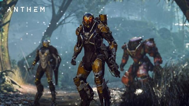 مسؤول نظام الحركات للعبة Anthem يغادر فريق التطوير BioWare