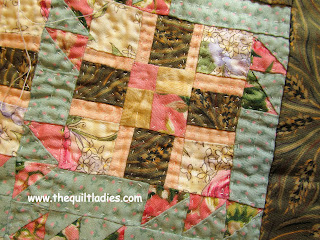 Free Triangle Fun Quilt Pattern