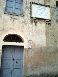 The house in Nuoro where the novelist was born is now a museum