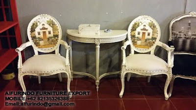 Indonesia Furniture Manufacture and Exporter Aifurindo FRENCH CLASSIC FURNITURE STORE Sell Chairs French Antique Furniture indonesia