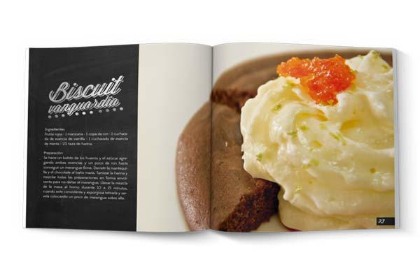 Recipe Book Kitchen Tea