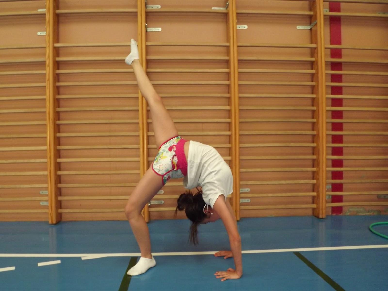 Profesora de gimnasia 02 - 2 part 1