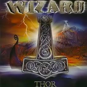 """Ακούστε τον δίσκο των Wizard """"Thor"""" που κυκλοφόρησε το 2009"""