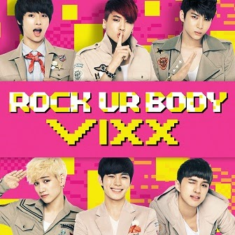 Vixx English Translation Rock Ur Body www.unitedlyrics.com