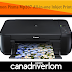 Canon Pixma MP287 Printer Driver Download For Windows
