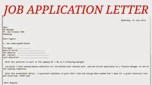 How To Write a Job Application Letter Impressively