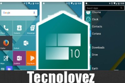 Launcher 10 - Applicazione per trasformare il tuo dispositivo Android in Windows Phone
