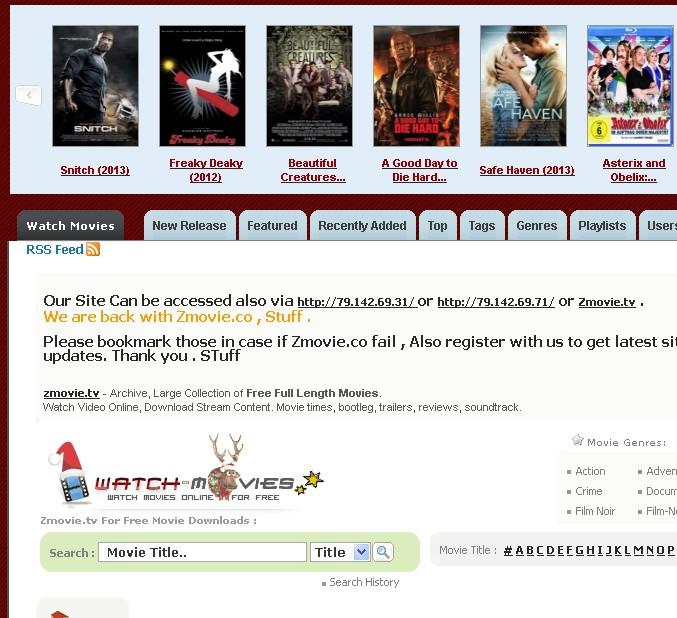 Watch movies online - zmovie.co - Watch Movies Online