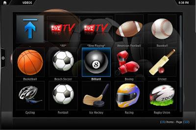 How To Install SportsDevil On Kodi