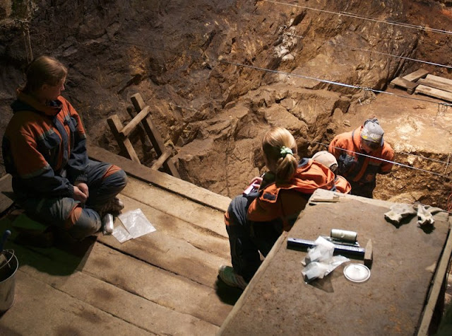 Dust To Dust: Scientists find DNA of human ancestors in cave floor dirt