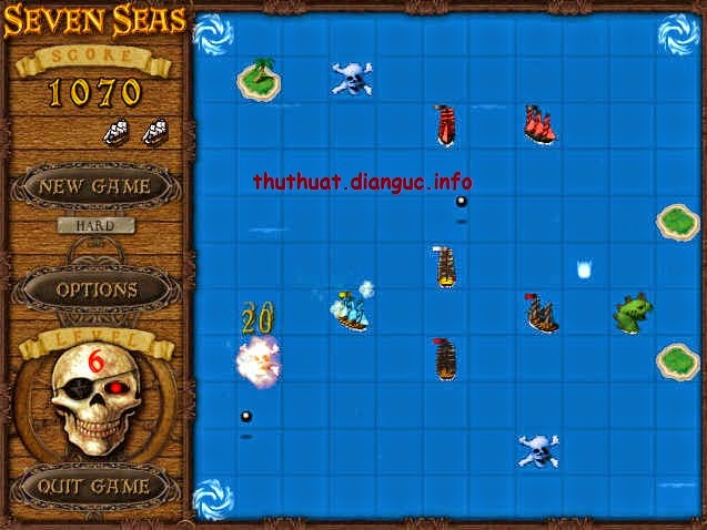 Seven Seas Deluxe