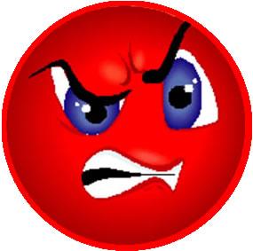 angry symbol emoticon - photo #4