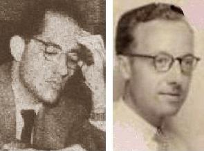 Rafael Saborido y Joaquim Calduch