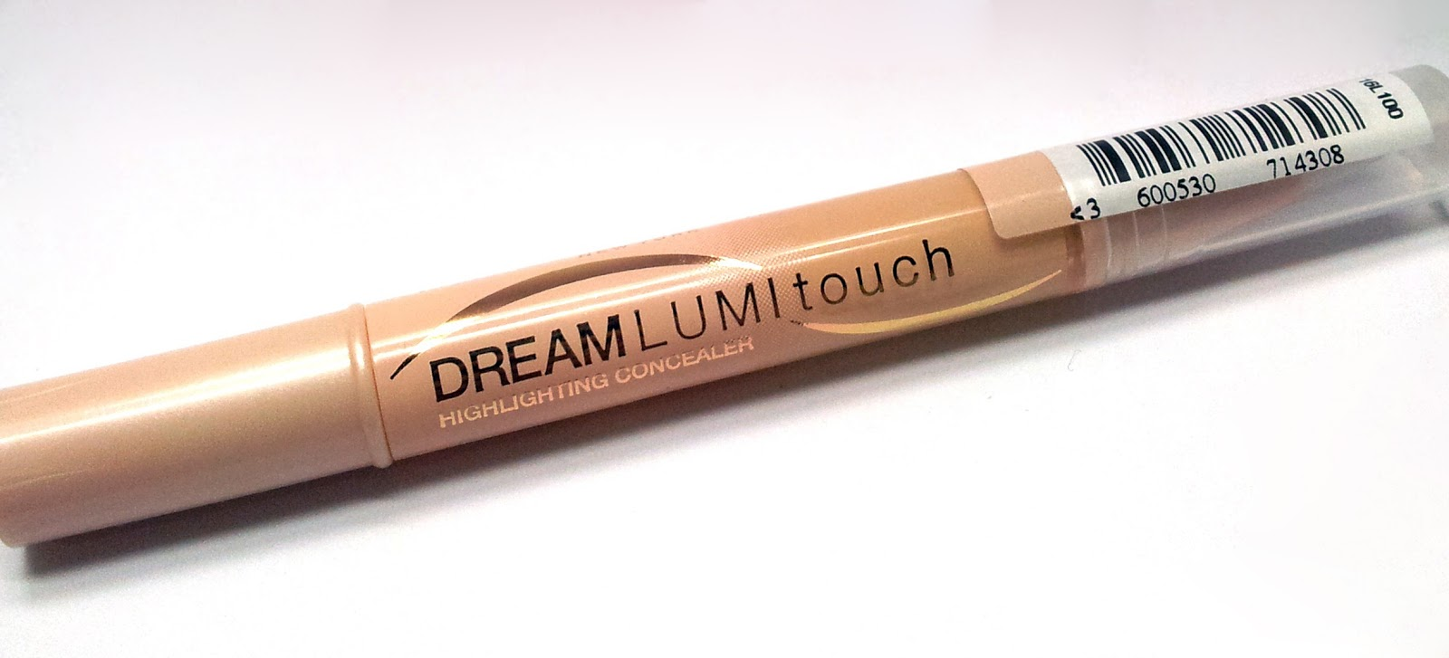 Maybelline: Dream LUMItouch highlighting concealer IVORY 1
