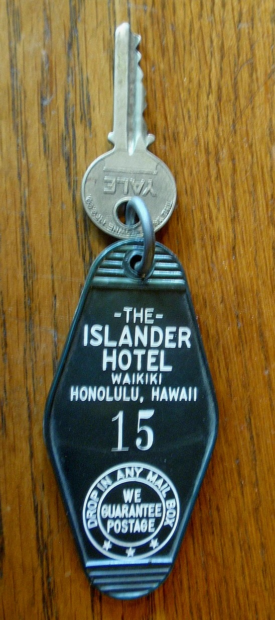 Islander Hotel, Honolulu, Hawaii