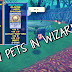 New Pets in Wizard101?!