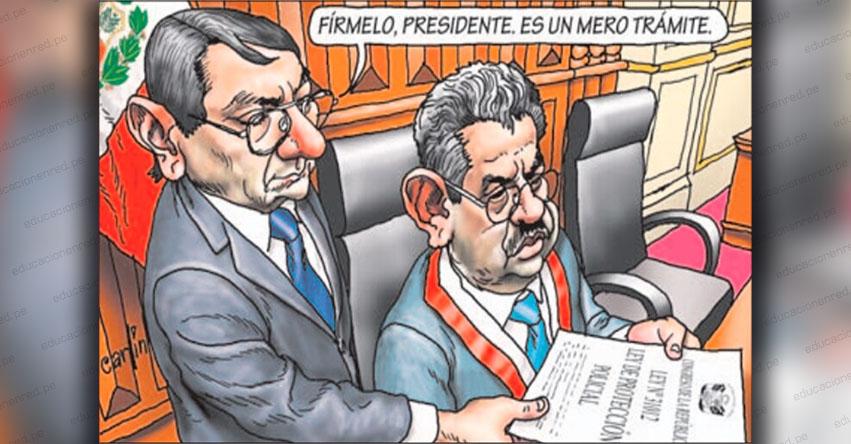 Carlincaturas Lunes 6 Abril 2020 - La República