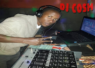Dj Cosh- só arrebentar (afro-house mix) 2016