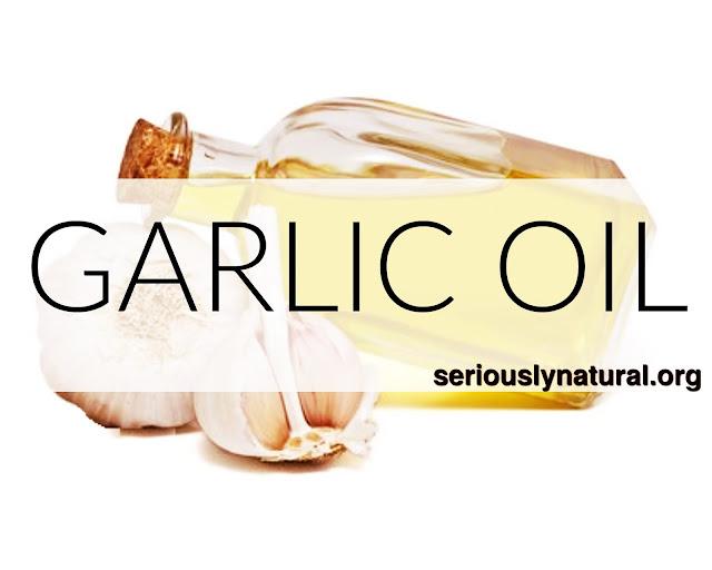 Click here to buy La Tourangelle Garlic Oil which is a great hair growth tool.